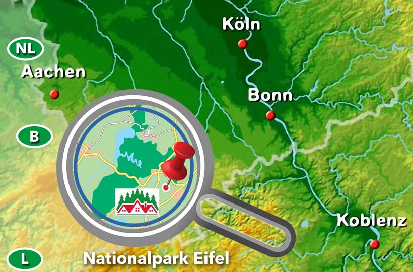 Eifel Karte Pdf.Haus Wackerberg